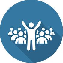 Groeps logo van Leiders